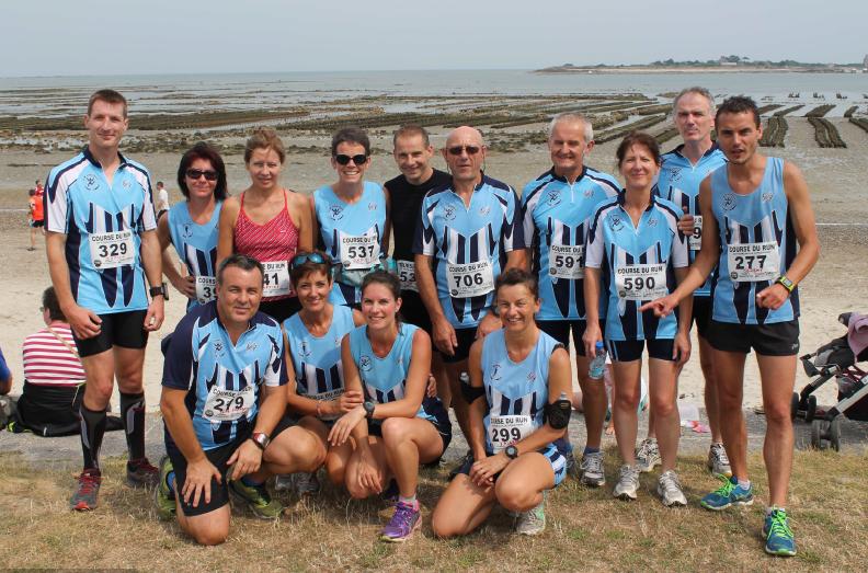 Course du Run, Tatihou - Club d'Athlétisme Condé-Torigni